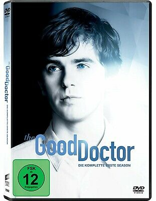 The Good Doctor Die Komplette Staffel / Season 1 Dvd Deutsch