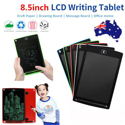 8.5 inch LCD eWriter Tablet Writing Drawing Memo Message Boogie Board Note F7