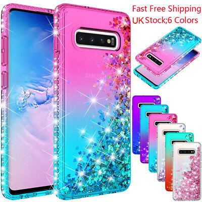 Bling Case Glitter Diamond Cover For Samsung Galaxy S9 Plus S10 5G Note 9 10
