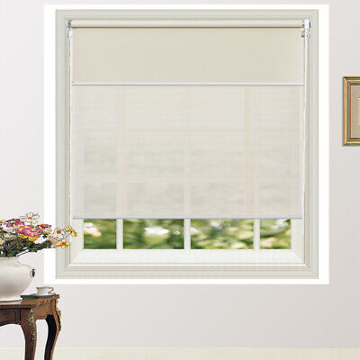 Flexible Colour Choices Day/Night Double Roller Blind Dual Blinds