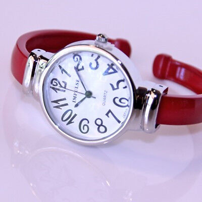 Impluse Tell The Time Beautiful Bangle Watch Colours