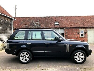 2005MY Range Rover 4.4 V8 Vogue - Just 66,000 miles - Full Service History