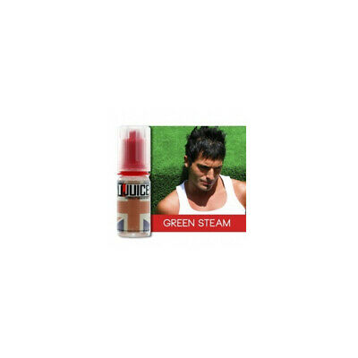 Arôme concentré Green Steam 30ml - Tjuice