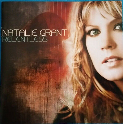Natalie Grant - Relentless Cd Very Good Condition