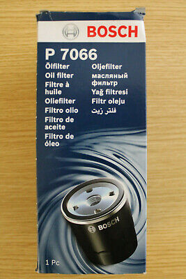 BOSCH Element Oil Filter F026407066  [ P 7066 ] - Customer Return