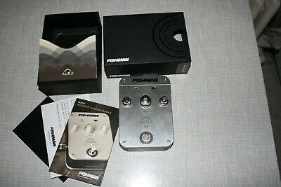 Fishman Aura Dreadnought Acoustic Imaging Pedal Footswitch