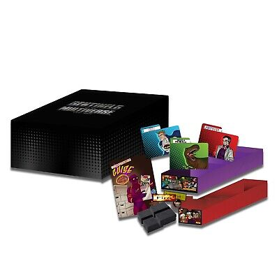 Sentinels of the Multiverse SOTM Ultimate Collector's Case