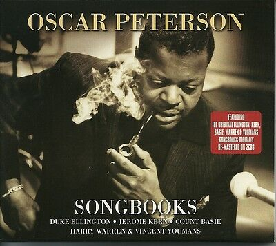 Oscar Peterson Songbooks - 2 Cd Box Set - Sophisticated Lady & More