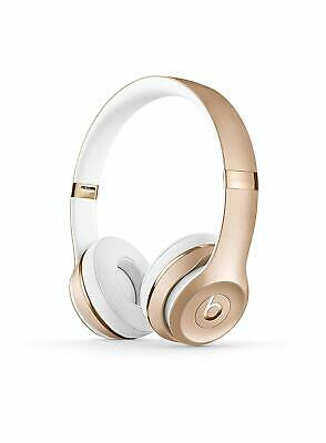 New Beats by Dr.Dre Beats Solo3 Wireless on EarHeadphone Gold MNER2PA/A  F/S