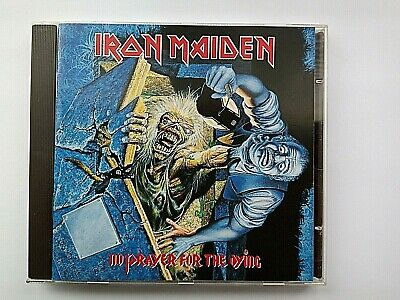 cd-iron maiden-no prayer for the dying-1990