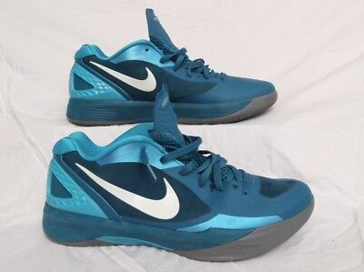 81643fed3c1 Nike 487638-301 Zoom Hyperdunk 2011 Flywire Low Athletic Sneakers Men s US  14