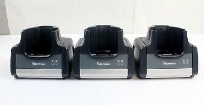 Intermec AD1 Battery Charger Dock for Scanner Model CK30/CK31 (Lot of 3)