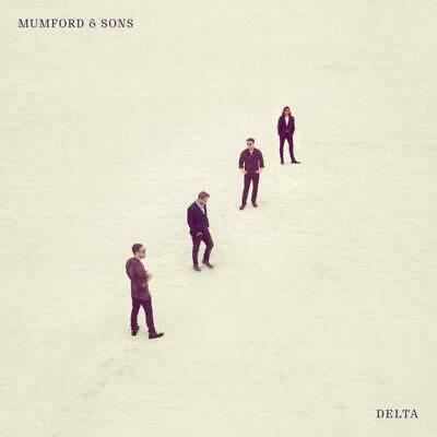 Delta (Deluxe Version) by Mumford & Sons | CD | NEW SEALED