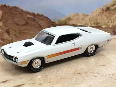 1970 70 Ford Torino GT 429 V8 Muscle Car 1/64 Scale Limited Edition M12