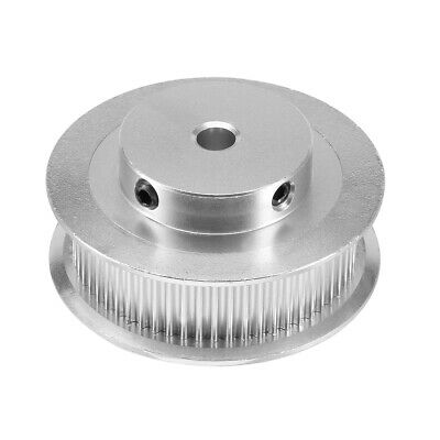 Aluminum GT2 60 Teeth 5mm Bore Synchronous Wheel Idler Pulley for 3D Printer