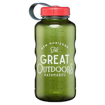 NEW Kathmandu Reusable Hydration Sports Active Drink Bottle BPA Free