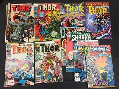 Psi Force #1-4&6 & The Punisher Marvel Comics Lot 150 Mystery Signed Comic!