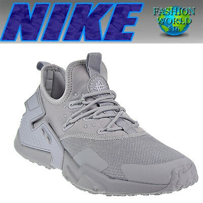 huge discount 7e02d fa675 Nike Men s Size 10 Air Huarache Drift Running Shoes Wolf Grey White  AH7334-004