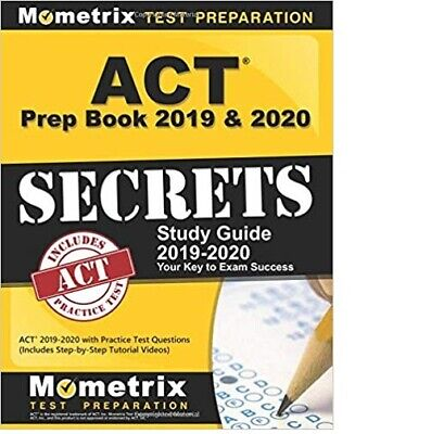 ACT Prep Book 2019 & 2020: ACT Secrets Study Guide (Paperback, March 15, 2019)