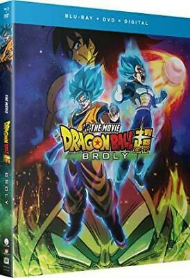 Dragon Ball Super Broly Blu-ray Free Shipping PreOrder Release date 04/16/19