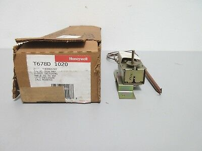 New Honeywell T678D 1020 Remote Temperature Controller