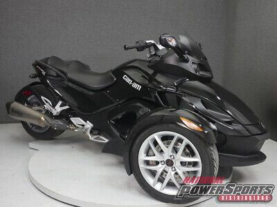 2016 Can-Am Spyder RS SM5 2016 CAN-AM SPYDER RS SM5 USED