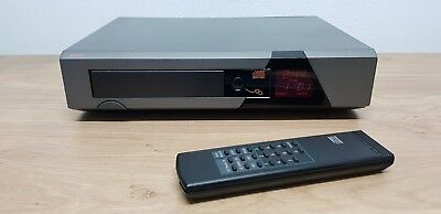 Quad 66 Vintage High-End Audiophile CD-Player *TOP Condition - Box - Remote*