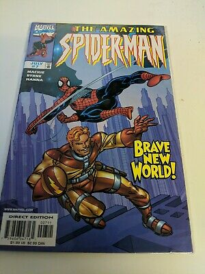 Marvel: The Amazing Spiderman 7 July 1999 *NM*