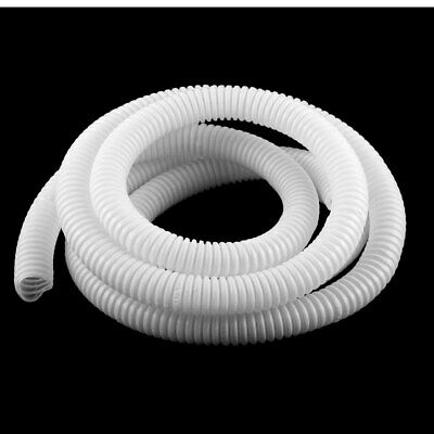 Flexible Corrugated Tubing Wire Cable Conduit Pipe Hose 2M Long 16x20mm