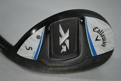 CAHLAD030 27°/ LADIES BASSARA SHAFT LADIES CALLAWAY XR16 #5 HYBRID