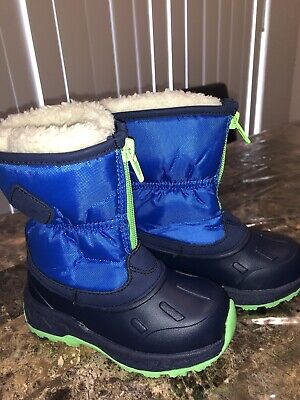 c1a1b72a7 CARTER S TODDLER SNOW Boots Size 9 -  6.00
