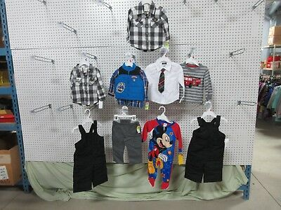 9 Baby12 Month Toddler Boys Clothing Pants Shirt Mickey Sweat Snow Flannel Lots