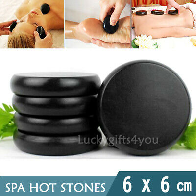 Hot Stones Massage Kit Set Basalt Stone Heater Large Rock SPA Massager Health