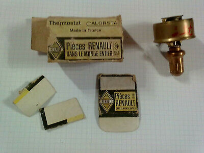 RENAULT Dauphinoise : Thermostat NEUF 75°C