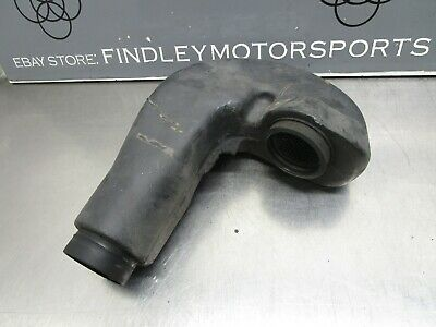 1986 Honda Helix 250 Air Box Cleaner Intake Pipe