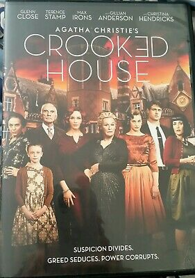 Agatha Christies Crooked House Movie DVD