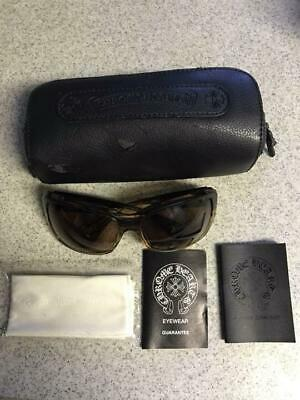f67e05e51c Chrome Hearts Sunglasses With Case Fast F S From Japan With Tracking !