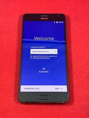 NEW FACTORY UNLOCKED ASUS Zenfone Max Pro (M1) ZB602KL 6GB Black