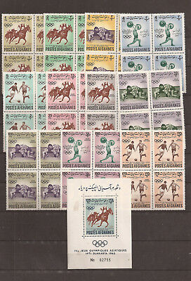Stamps Middle East Reasonable Collection Of Stamps From Afghanistan 1962 Mnh High Quality