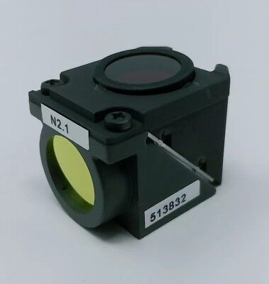 Leica Microscope N2.1 Fluorescence Filter Cube (small)