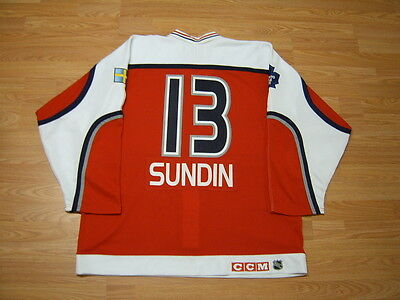 0dc22865007 Authentic Pro Ccm Mats Sundin 2000 Nhl World All Stars Game Jersey, Maple  Leafs