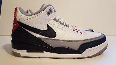 ff86150564f4f3 Nike Air Jordan 3 Tinker Hatfield Retro III NRG US MEN sz 9.5 Style  AQ3835