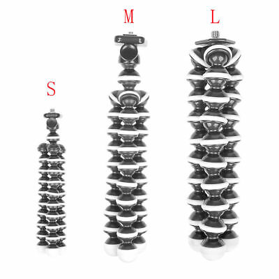 Octopus Flexible Tripod Stand Gorillapod Holder for Nikon DSLRsGoPro 6 5 Canon