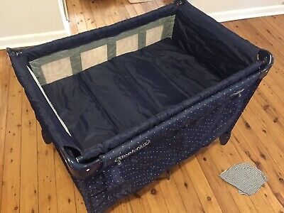 Steelcraft Portacot Travel Cot