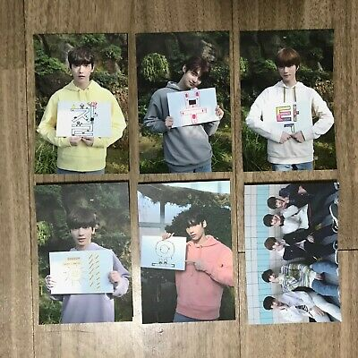 TOMORROW BY TOGETHER (TXT) Broadcast Cards (Ver. 1) Full Set