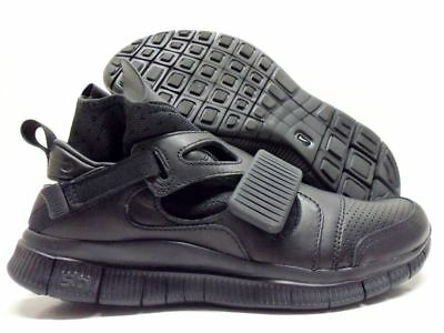 9905d5c12dbc NEW Nike Lab Free Huarache carnivore SP Men 801759-001 Black RARE Sz 10 Ret