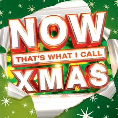 Various Artists - Now Thats What I Call Xmas (3 CD) (Music CD) CD NUOVO