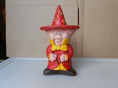 Vintage Cast Iron Bank Spaghetti Os The Wizard of Os 1970s