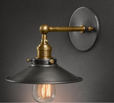 Vintage Sconces & Lighting Fixtures Synthetic Home Deco