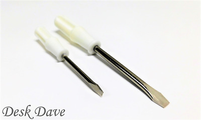 Brand New Screwdriver Set for SINGER, KENMORE, WHITE Sewing Machines +